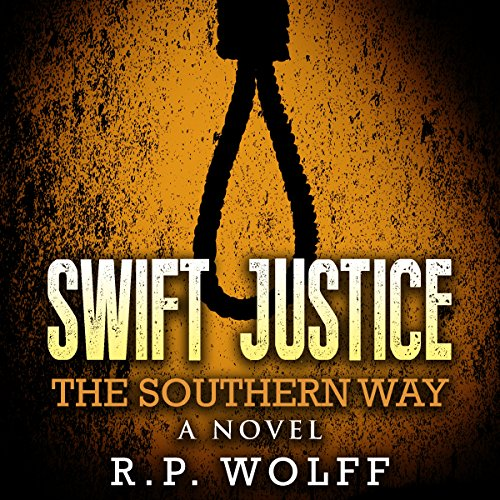 Swift Justice audiobook cover art