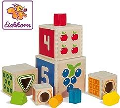 Deckel Ab 4 Monate BPA-frei 1 x 4 Becher Stokke Flexi Bath Badespielzeug Farbe: Multicolor Baby-Spielzeug f/ür die Badewanne zur F/örderung der Motorik