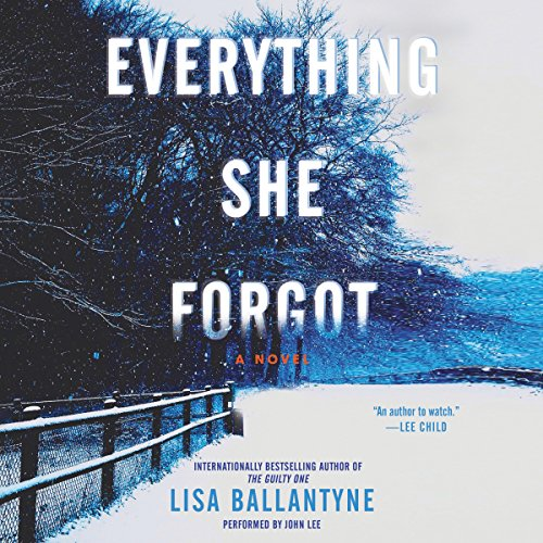 Everything She Forgot audiobook cover art