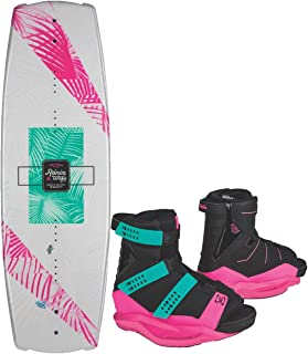 Ronix Krush Wakeboard Women's Package w/Halo Boots (2019)