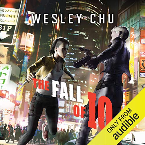 The Fall of IO audiobook cover art