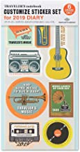traveler's notebook stickers