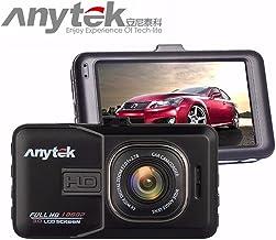 Original anytek @ A98vehículo Dash Cam HD 1080P de 3.0pulgadas LCD de alta resolución nuevo coche DVR Novatek Auto coche cámara vídeo grabadora registrador Registrator avtoregistrator