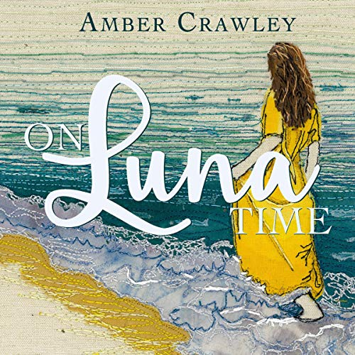 On Luna Time audiobook cover art