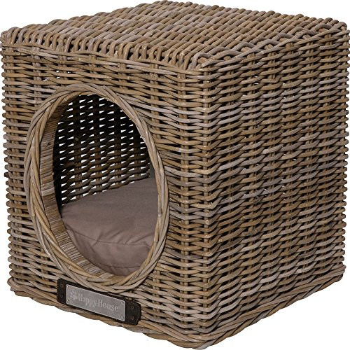 Happy House Rattan Hocker