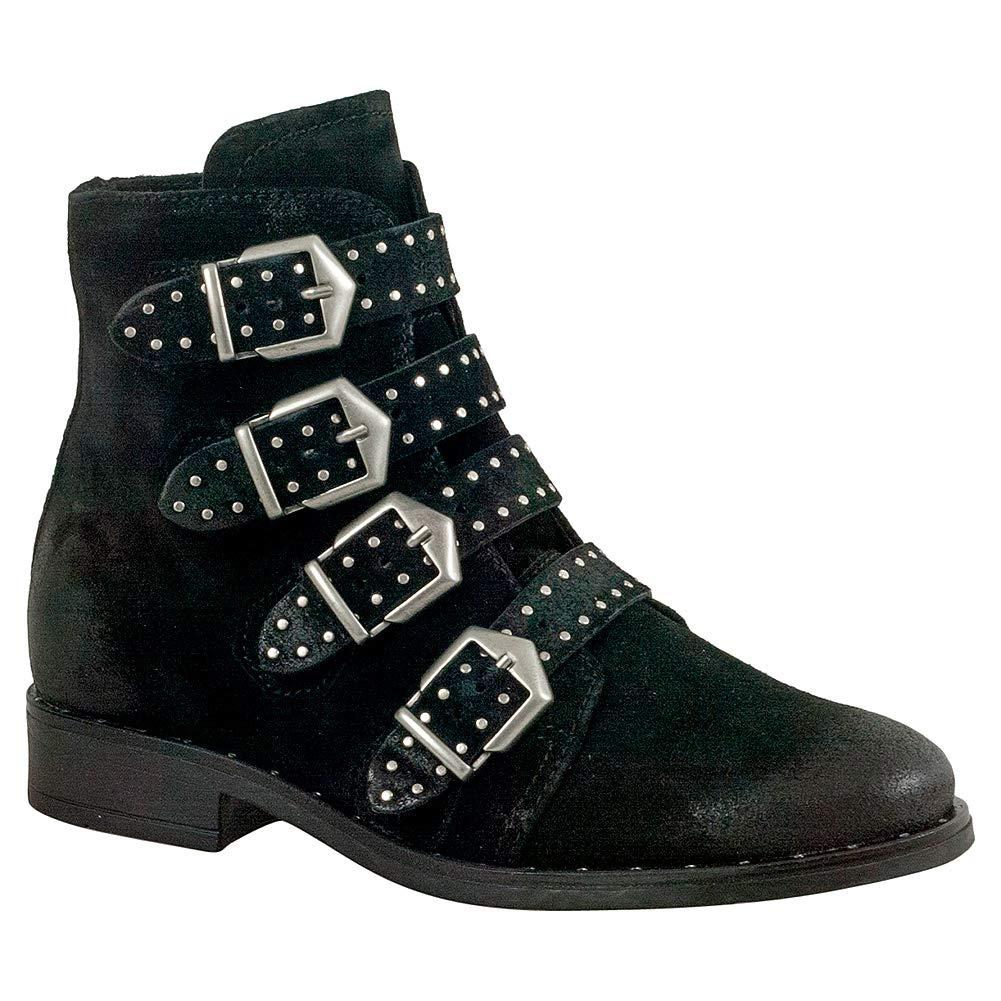 Miz Mooz Edgy Womens Ankle Boot