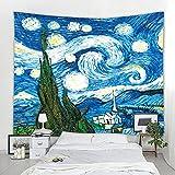 Tapiz de decoración de paisaje de pintura al óleo de INS...