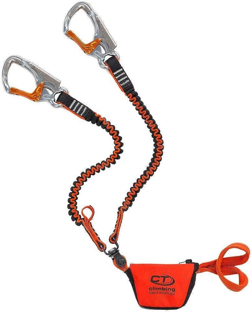 Climbing Technology Top Shell Slider Twister Klettersteigset