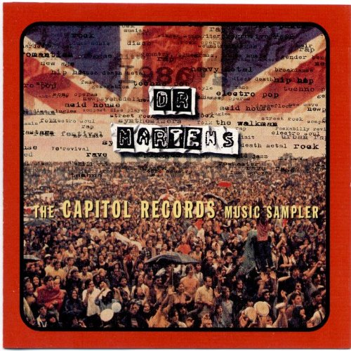Dr. Martens Capitol Records Music Sampler