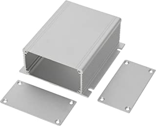 YaeCCC Aluminum Enclosure Metal Shell Electronic Project DIY Box Case for PCB Instrument Amplifier - 3.94