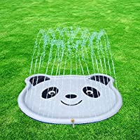 [Divertenti giochi di irrigazione all'aperto per ragazzi e ragazze] È sicuramente un oggetto popolare in estate. Gioco acquatico ideale per feste all'aperto, cortili, spiagge e prati. Il perfetto giocattolo per bambini da 2 a 14 anni. [Giocattolo per...