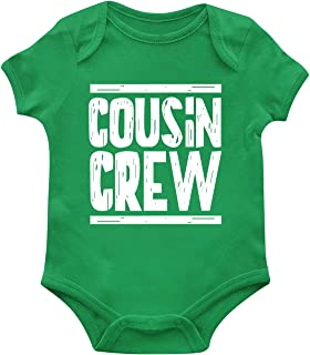 SpiritForged Apparel Cousin Crew Infant Bodysuit
