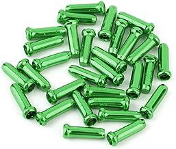 Wpond Fiets Kabel End Caps 50 stks Universele Fietslijn Buis Kabel Cap Staart Fiets Remdraad Cap Aluminiumlegering Kabel E...
