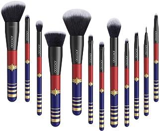 Docolor Makeup Brushes 12Pcs Starlight Goddess Makeup Brushes Set Foundation Blending Eyeshadow Kit
