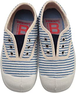 cd042e426b9ce2 Bensimon Tennis Elly Raye Enfant, Baskets Fille