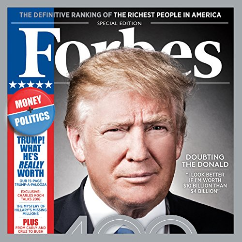 Forbes, October 19, 2015 cover art