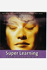 Super Learning (Brain Sync Audios) Audio CD