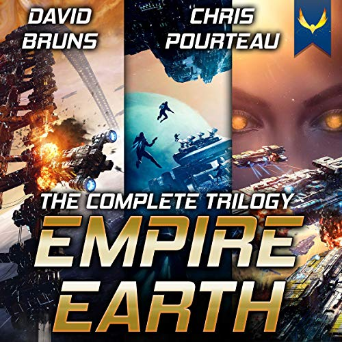 Empire Earth: A Space Opera Boxed Set Titelbild