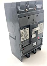 GE SGHA36AT0600 Bolt-On Mount Type SGH Molded Case Circuit Breaker 3-Pole 600 Amp 600 Volt AC Spectra RMS™