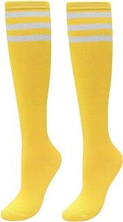 Da Uomo Paio SockShop Comfort Polsino in Bambù a Righe E Tinta Unita Calzini