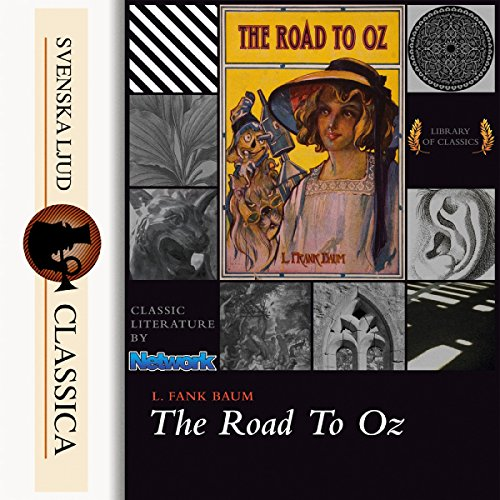 The Road to Oz cover art