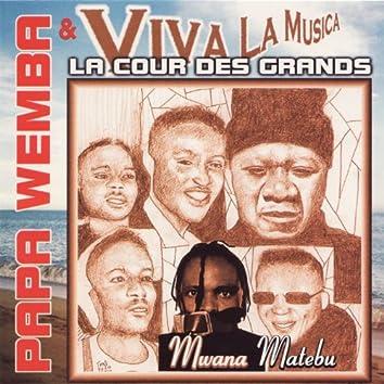 Mwana Matebu - La cour des grands