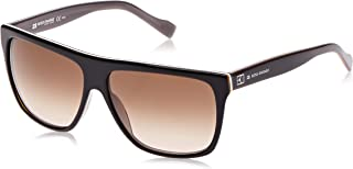 Hugo Boss Rectangular Men's Sunglasses - BO 0082/S-7V858CC - 58-13-140mm
