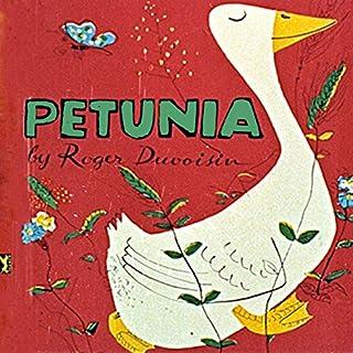 Petunia audiobook cover art