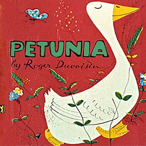 Petunia audiobook cover art