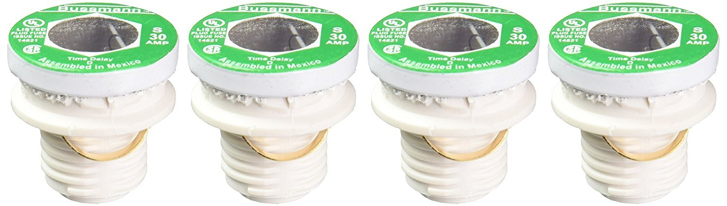 35% OFF Bussmann S-30 Tamper Proof Free shipping on posting reviews Plug Fuse Dual Element Amp Type S 30
