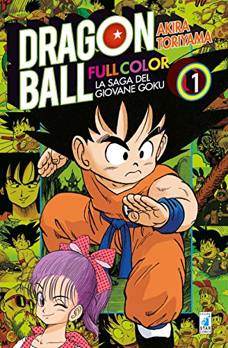 La saga del giovane Goku. Dragon Ball full color (Vol. 1)