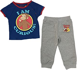 Best curious george clothes for toddlers Reviews