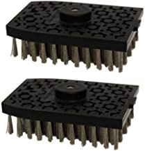 Nexgrill Grill Brush Replacement Heads (2-Pack)