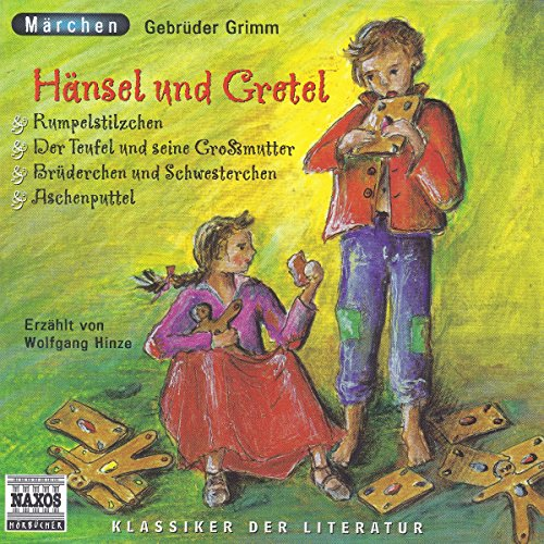 Hänsel und Gretel und andere Märchen audiobook cover art