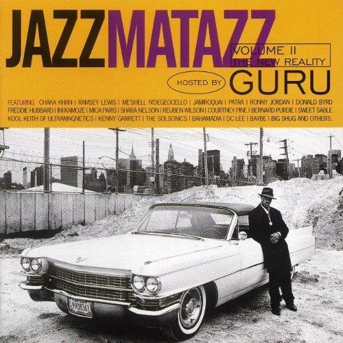 Vol. 2-Jazzmatazz by Guru (2005-05-17)