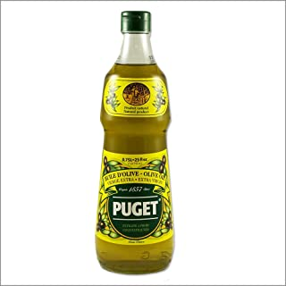 Puget Extra Virgin Olive Oil - Cold Pressed - Classic - 25.4oz