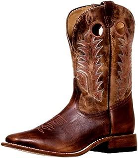 Men's Challenger Stockman Cowboy Boot Square Toe - 7748