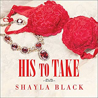 His to Take audiobook cover art