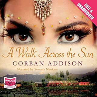 A Walk Across the Sun cover art