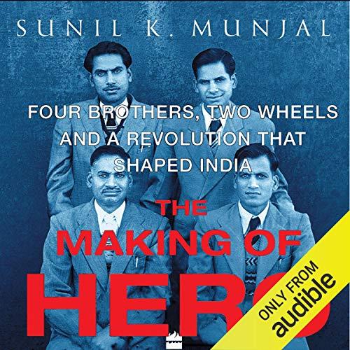 The Making of Hero cover art