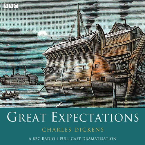 Great Expectations                   By:                                                                                                                                 Charles Dickens                               Narrated by:                                                                                                                                 Douglas Hodge,                                                                                        Geraldine McEwan,                                                                                        Amanda Redman                      Length: 5 hrs and 37 mins     26 ratings     Overall 4.7