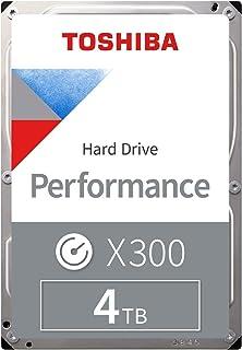 "Toshiba X300, 3.5"" 4TB 7200rpm 128MB, HDWE140UZSVA"