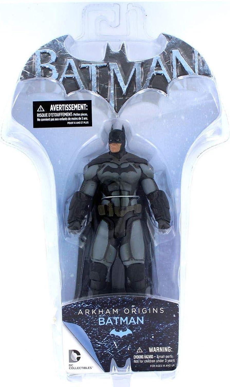 DC Direct Batman Arkham Origins Series 1  Batman Action Figure