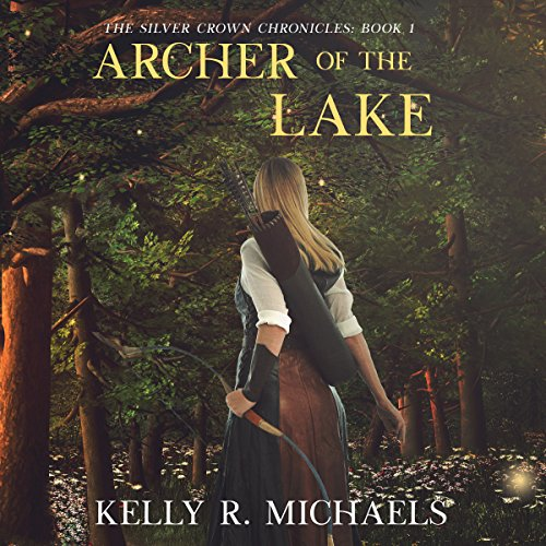 Archer of the Lake audiobook cover art