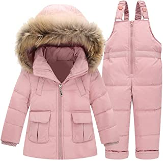 444c939ed Amazon.com  12-18 mo. - Snow Suits   Snow Wear  Clothing