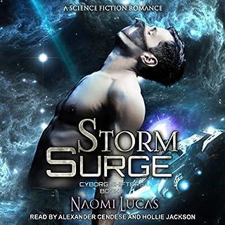 Storm Surge audiobook cover art