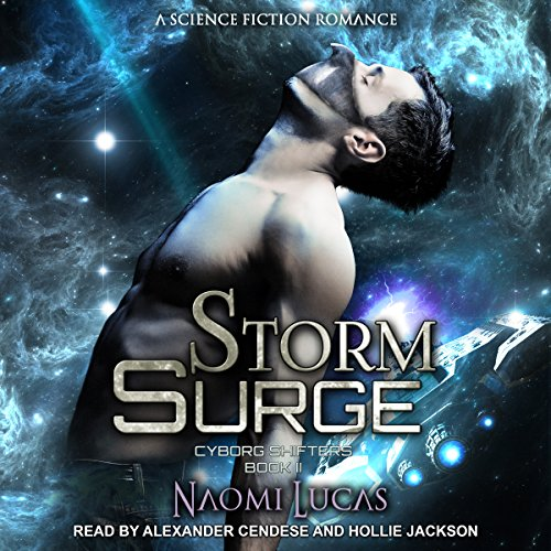 Storm Surge audiobook cover art