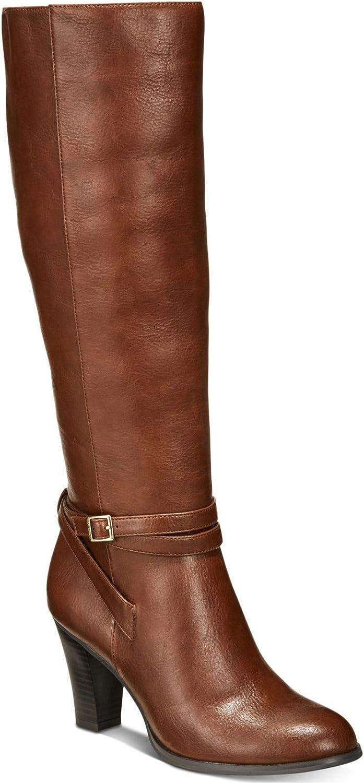 GB35 Beckyy Knee-High Boots, Black
