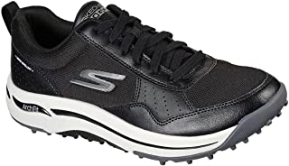 Skechers Mens 2021 Go Golf Arch Fit Line Up Ultra Go Cushioning Golf Shoes