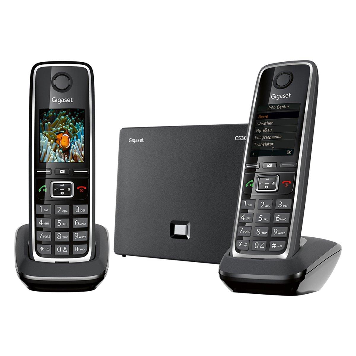 Gigaset C530 IP El Teléfono VoIP y Línea Fija: Amazon.es: Electrónica